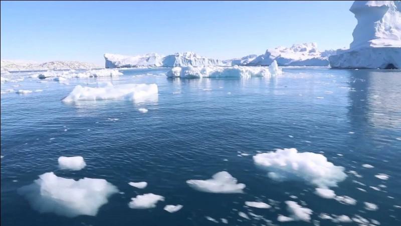 Quel océan se situe le plus au Sud ?