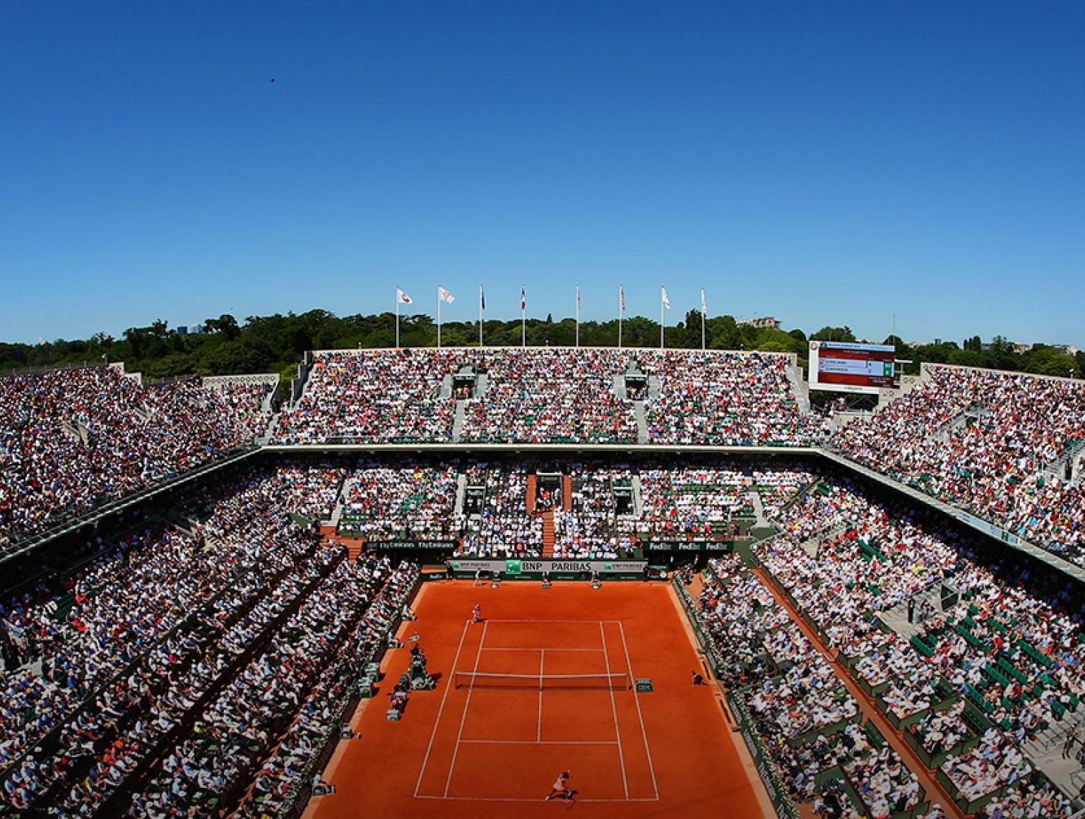Vainqueurs Roland Garros 1980 à 1989