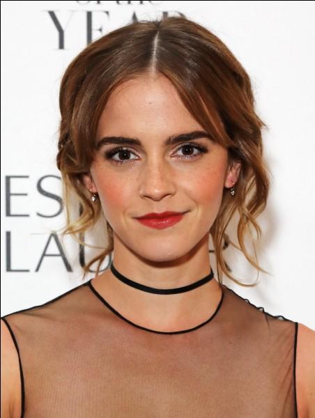 Dans quel film Emma Watson a-t-elle joué ?