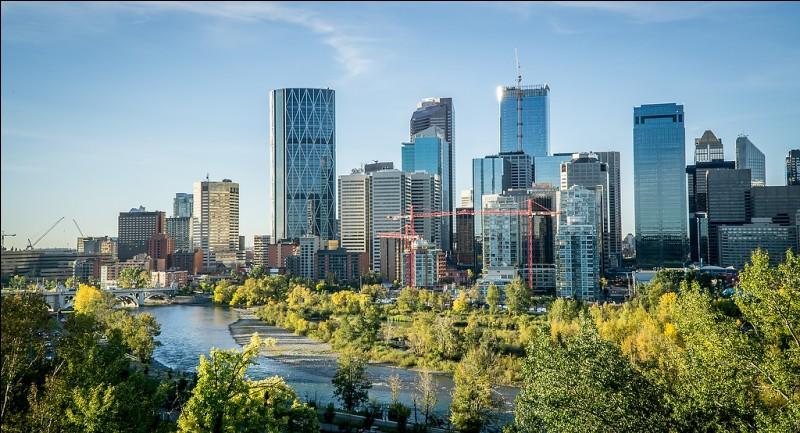 Quelle ville ne se situe pas au Canada ?