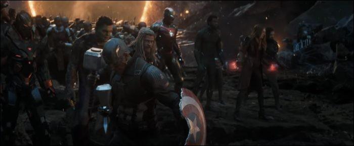 Quelle est la phrase que tout fan Marvel attendait ?