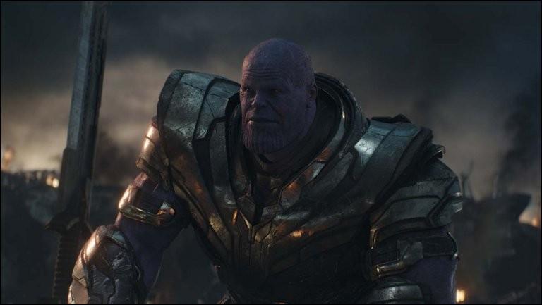 Qu'est-ce que Thanos, selon Thor, a fait ?
