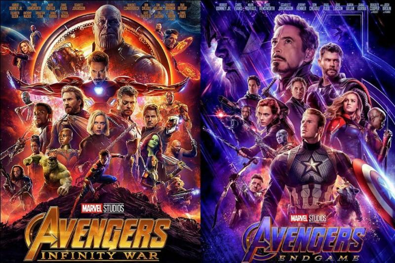 """Combien de jours après """"Avengers : Infinity War"""" se passe """"Avengers Endgame"""" ?"""