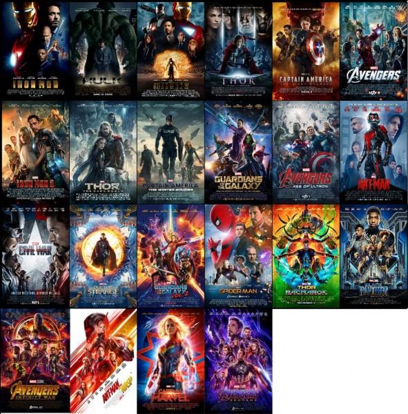 """Qu'est-ce qui, après 11 ans de films, n'est pas présent dans """"Avengers Endgame"""" ?"""
