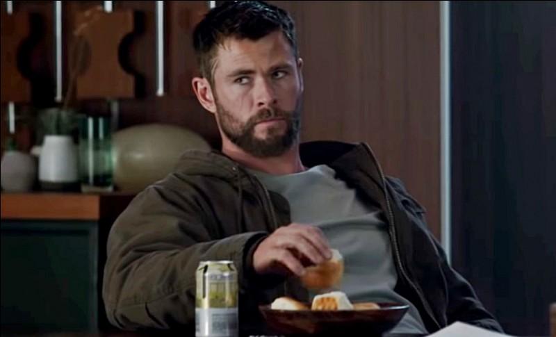 À quoi Thor fait-il référence quand il coupe la tête à Thanos quand il dit «j'ai seulement visé la tête» ?