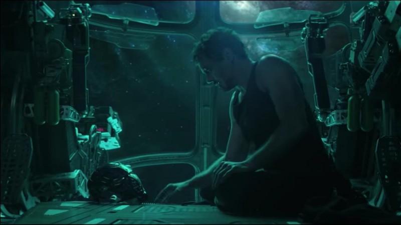 Comment s'appelle l'enfant de Tony Stark ?