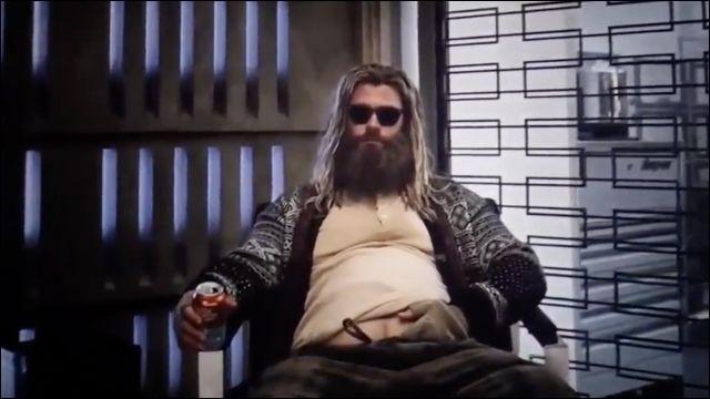 Qui gifle Thor ?