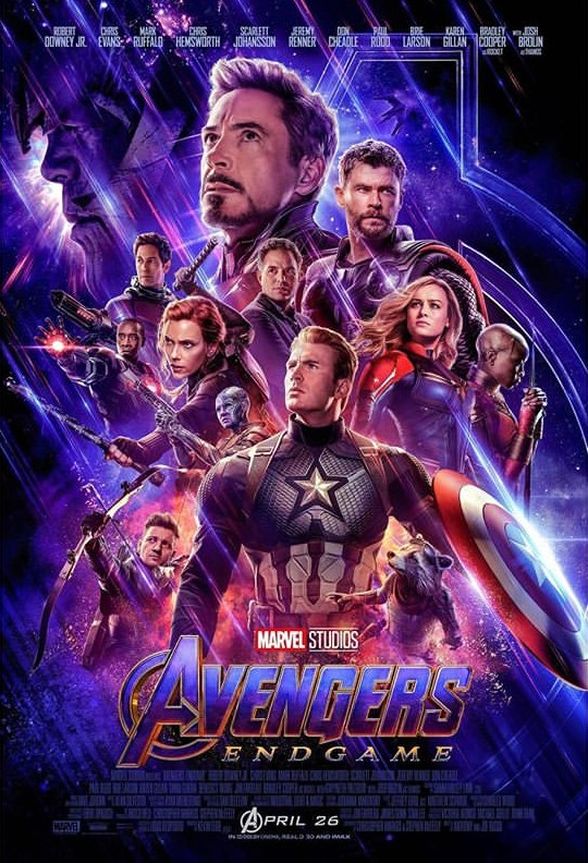 Connais-tu vraiment ''Avengers Endgame'' ?
