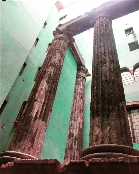 """Avant de nous bassiner avec sa """"movida"""", Barcelone fut une ville stratégique et commerciale du """"Mare Nostrum"""" romain. Comment s'appelait-elle autrefois ?"""