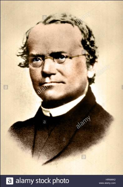 Durant quel siècle Gregor Mendel a-t-il vécu ?