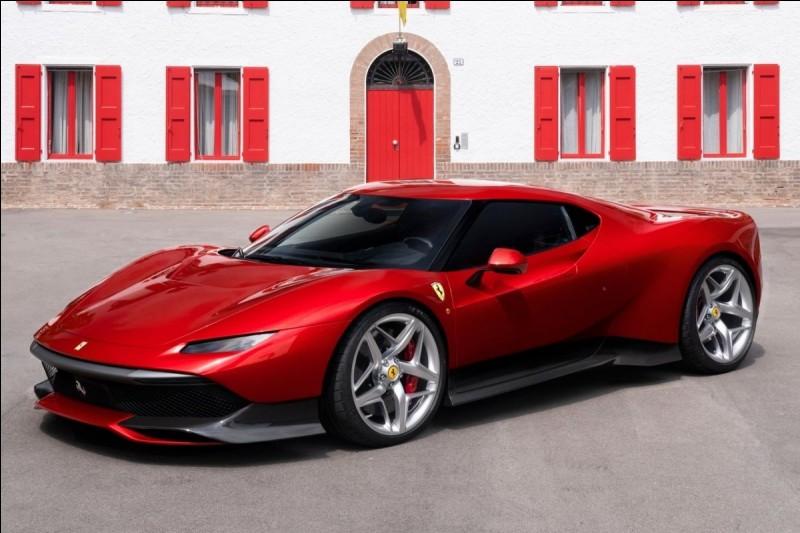 Quel était le prénom de Ferrari, le concepteur italien de voitures de course ?