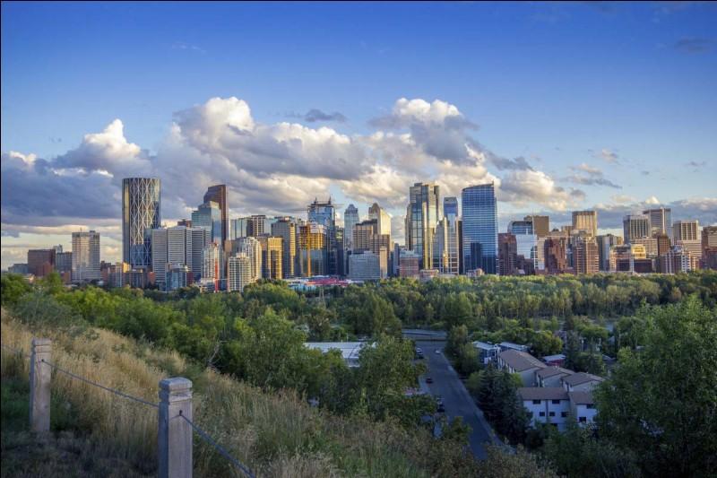 Dans quel pays peut-on visiter les villes de Windsor, Calgary et Fredericton ?