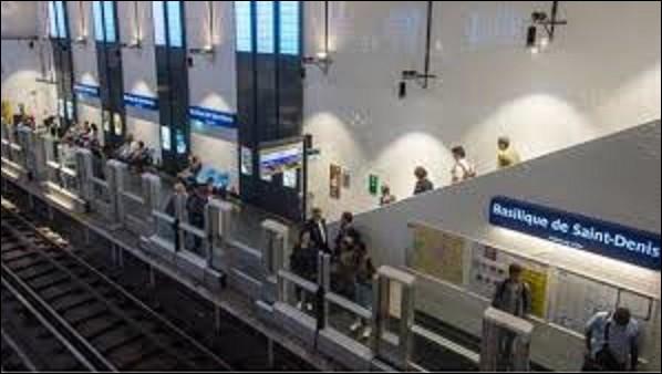 Inaugurée le 20 juin 1976, ''Basilique de Saint-Denis'' est une station de la ligne 13. Située dans le centre-ville de Saint-Denis, en Seine-Saint-Denis, quelle est la préfecture de ce département ?