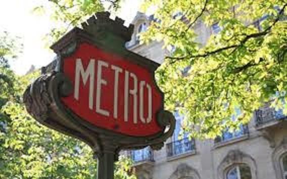 Les stations de métro de Paris (1)