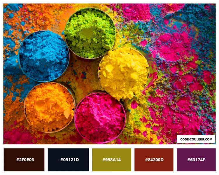 Tes couleurs préférées...