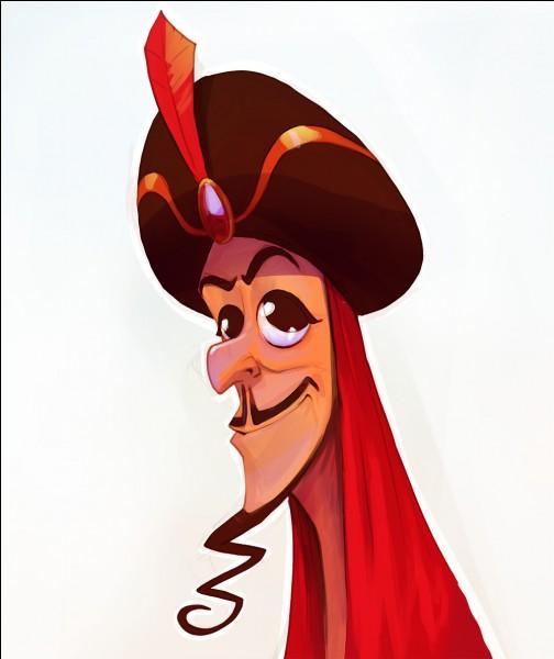 """Quel animal apparaît sur le spectre de Jafar dans """"Aladdin"""" ?"""
