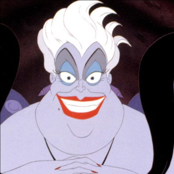 Comment s'appelle l'antre de la tanière d'Ursula ?