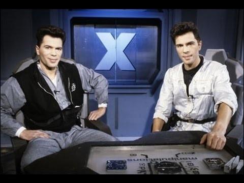 """""""X"""" comme """"Temps X"""". Cette fameuse émission scientifique, présentée par les frères Bogdanoff, fut diffusée de 1979 à 1987 sur la chaine ..."""