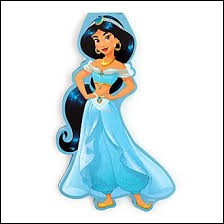 Comment s'appelle Jasmine ?