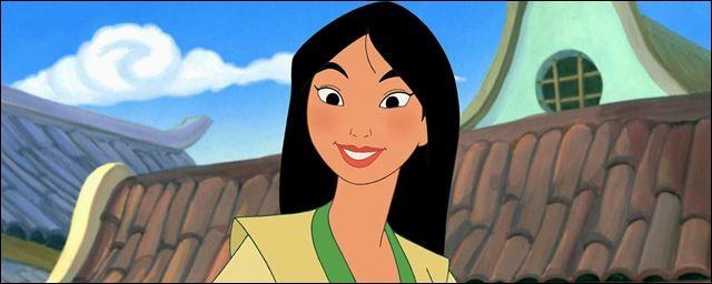 Comment s'appelle Mulan ?