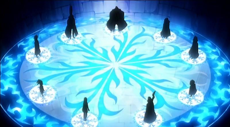 Qui a rejoint le conseil de la magie après la dissolution de Fairy Tail ?