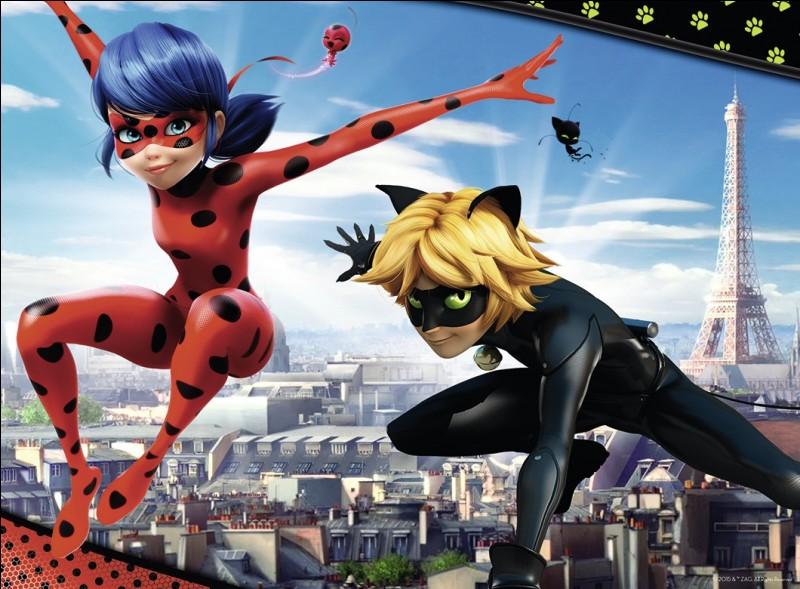 Ladybug et Chat Noir peuvent être associés à la notion de chance et de malchance. Quelle divinité romaine représente également cette notion ?