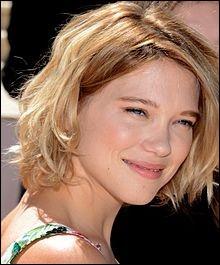 """Cette actrice a joué dans """"Minuit à Paris"""", """"Les Adieux à la reine"""", """"La Vie d'Adèle"""" :"""