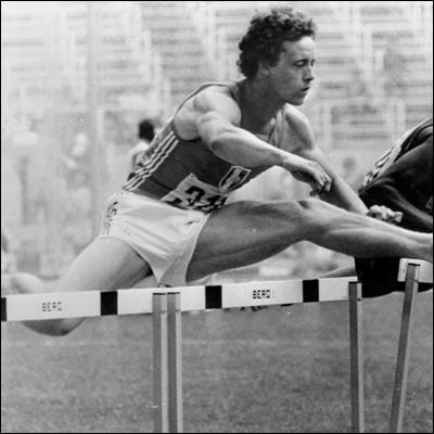 Cet athlète a été champion olympique du 110 mètres haies aux JO de Montréal :