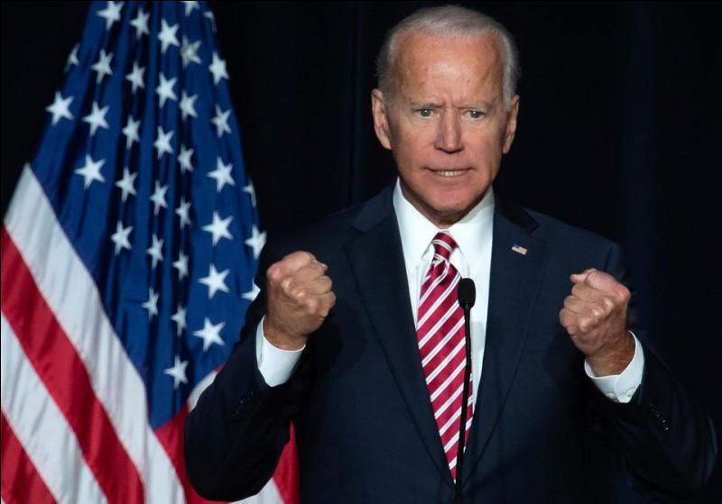 Homme politique, vice-président des États-Unis de 2009 à 2017 :