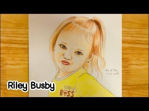 Es-ce que quelqu'un a déjà réussi à dessiner Riley ?