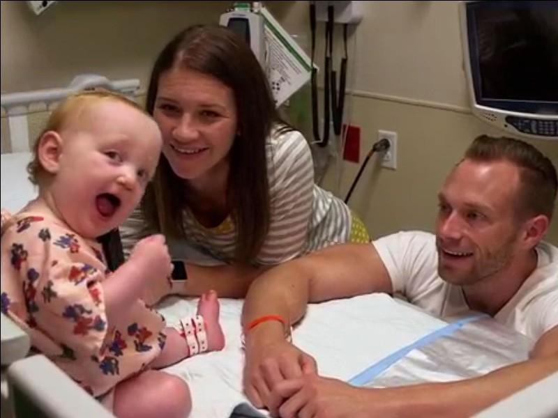 Les parents d'Hazel avaient-ils peur lors de son opération ?