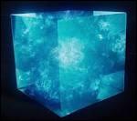 Comment se nomme la Pierre d'Infinité contenue dans le Tesseract ?