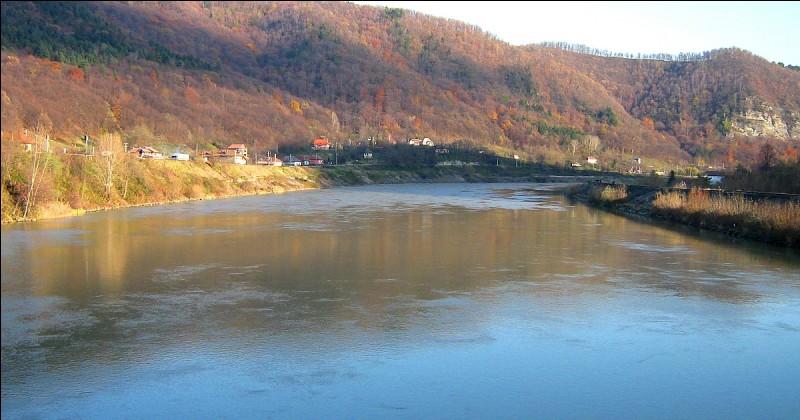 Cette rivière de Roumanie prend sa source dans les Carpates, coule vers le sud et rejoint le Danube :