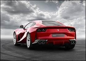 Laquelle n'est pas une Ferrari ?