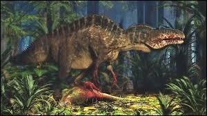 Carcharodontosaurus courait-il vite ?