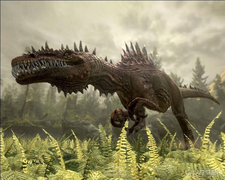 Cet animal a-t-il existé ?