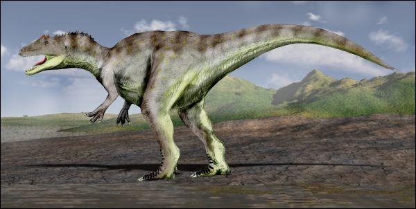 Quel était le plus grand prédateur du Jurassique ?