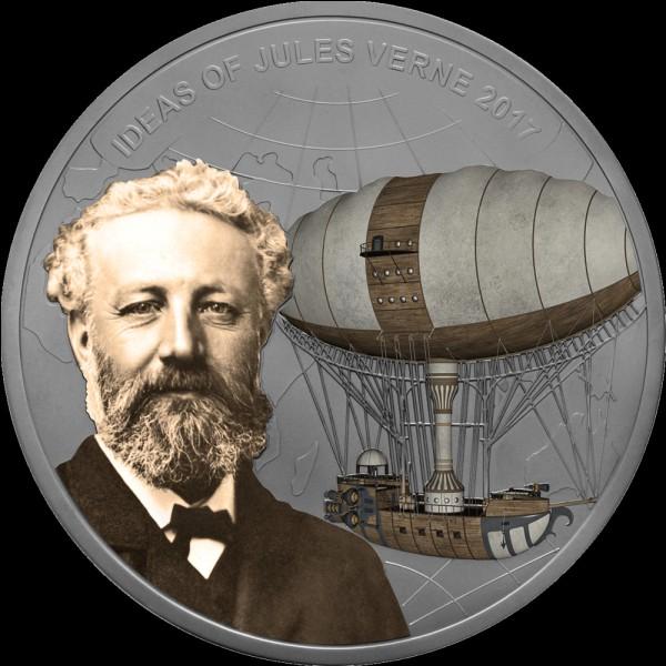 Parmi ces titres, lequel n'a pas été écrit par Jules Verne ?