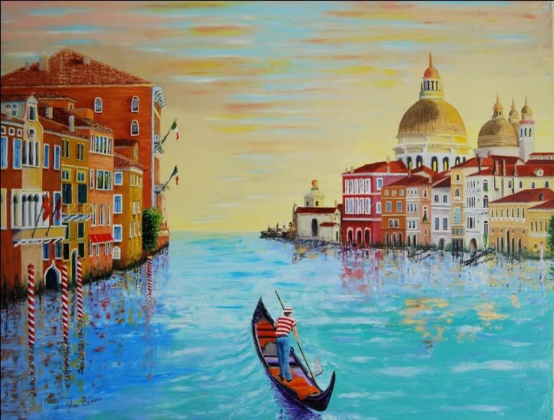 """Quelle ville est surnommée """"La Venise du Nord"""" ?"""