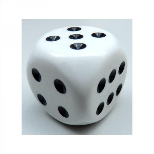 Un dé est jeté. Quelle est la probabilité d'obtenir un nombre divisible par 4 ?