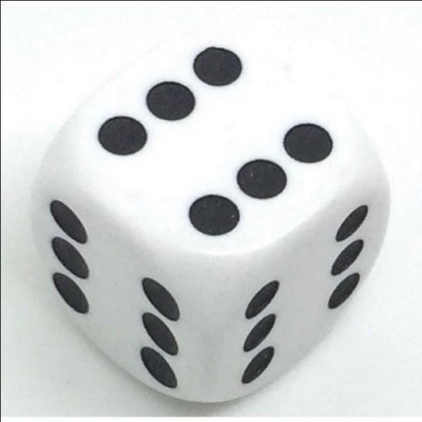 Un dé à 6 faces est jeté. Quelle est la probabilité d'obtenir un chiffre strictement supérieur à 3 ?