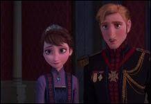 Comment sont morts les parents d'Elsa et Anna ?