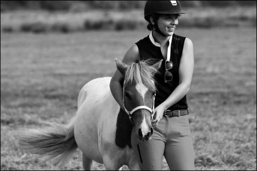 Comment doit-on arrêter un cheval ?