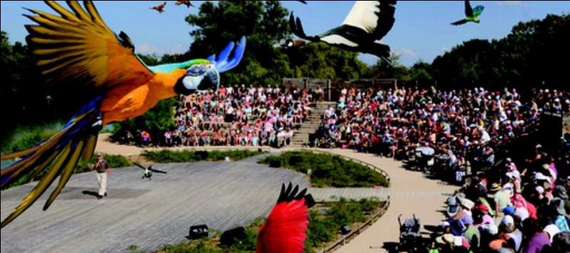 Il n'est pas question d'oublier le Parc des Oiseaux !