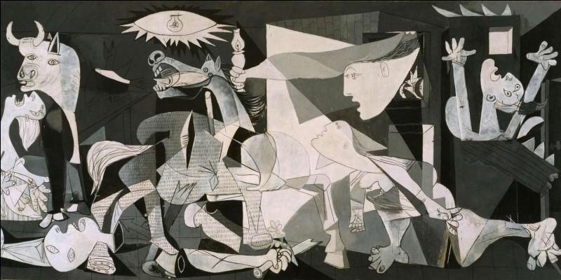 """Où peut-on admirer le tableau """"Guernica"""" de Pablo Picasso ?"""