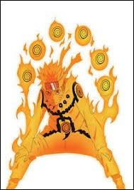 Quel est le numéro de l'épisode ou Naruto commence à se transformer en Kyubi contre Pain ?