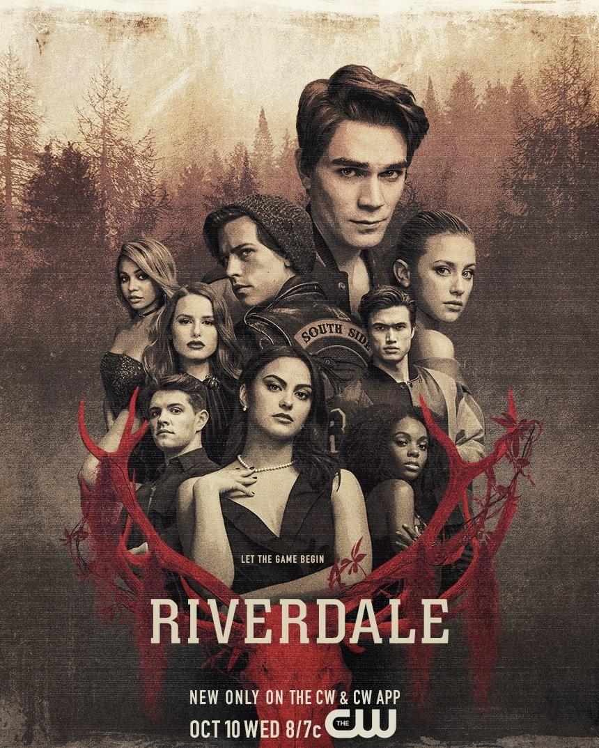 Connais tu bien la série Riverdale ? (saisons 1, 2 et 3)