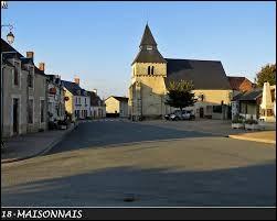 Maisonnais est un village du Centre-Val-de-Loire situé dans le département ...