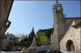 Ville Gardoise, Pujaut se situe en région ...