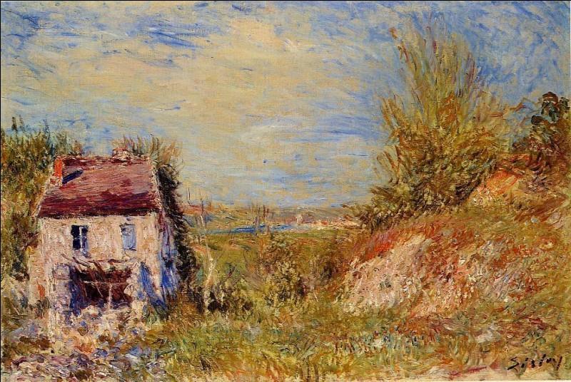 """Qui a peint """"La maison abandonnée"""" ?"""